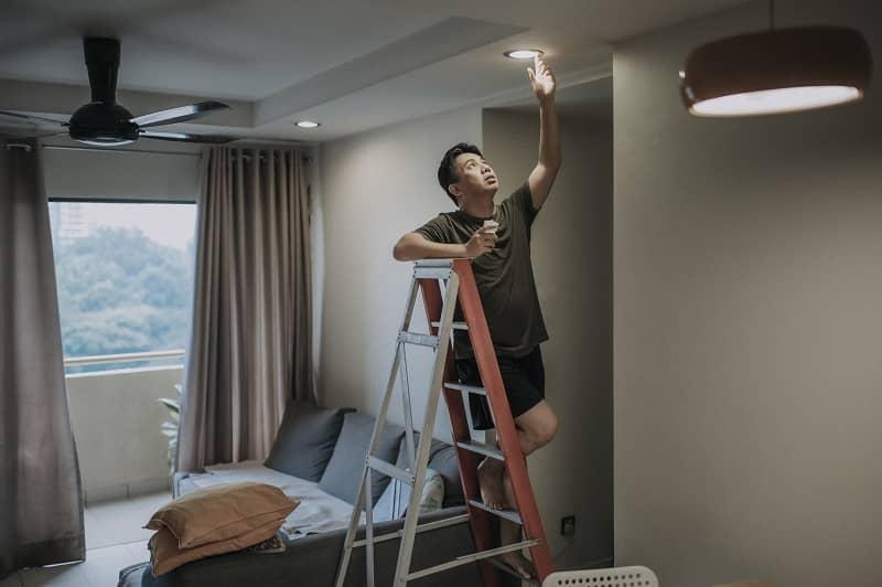 Quelles sont les réparations locatives à la charge du locataire ?