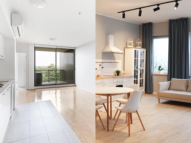 Durée du bail, préavis, caution, fiscalité… Quelles sont les différences entre une location meublée et une location nue ?