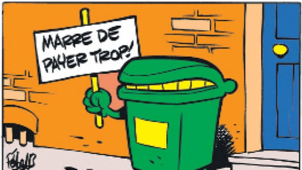 Tout savoir sur la taxe d'enlevement des ordures ménagères