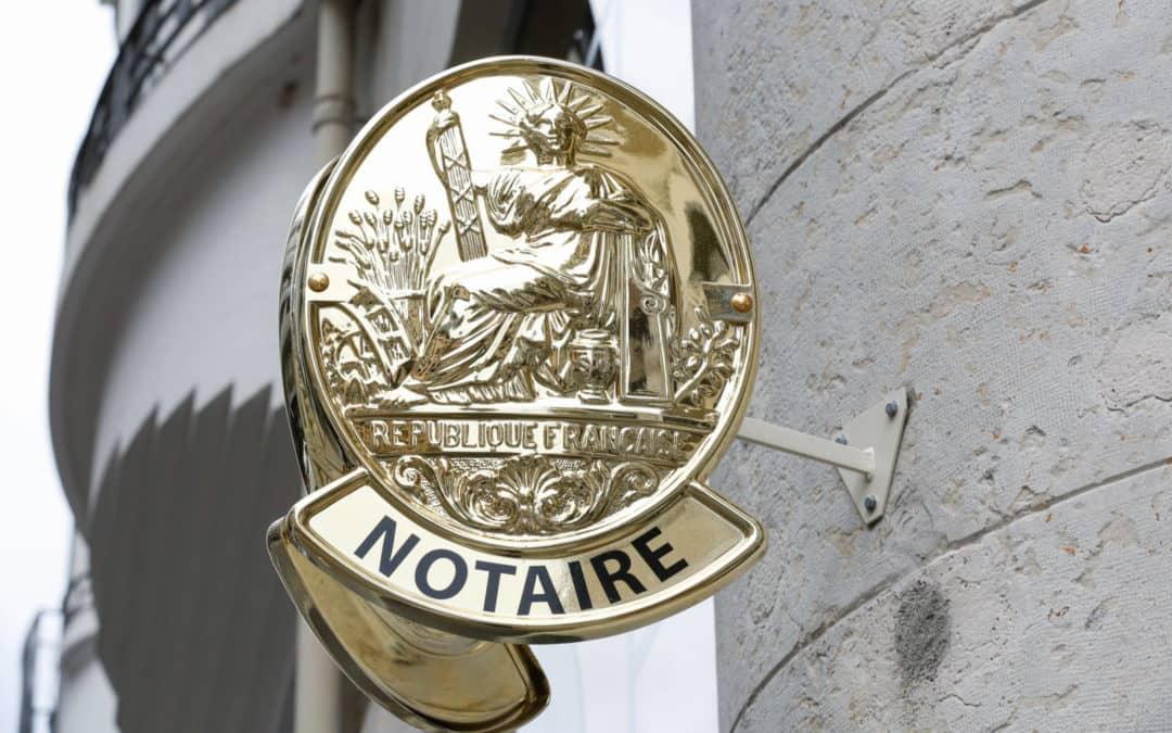 Immobilier : 2 astuces pour réduire vos frais de notaire